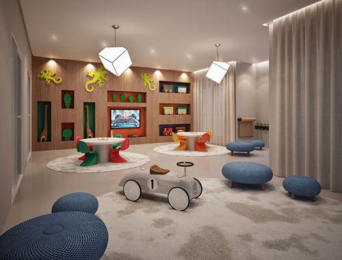 Apartamentos de 58 m2 Residencial Mariana Maria no 13º Andar Salto Sp 265433