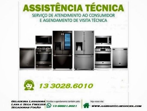 Assistência Técnica Electrolux em Mongaguá 13 3028.6010 547702