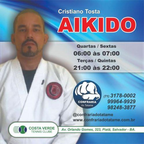 Makoto Dojo Aikido Piata no Costa Verde Tenis Clube 586912
