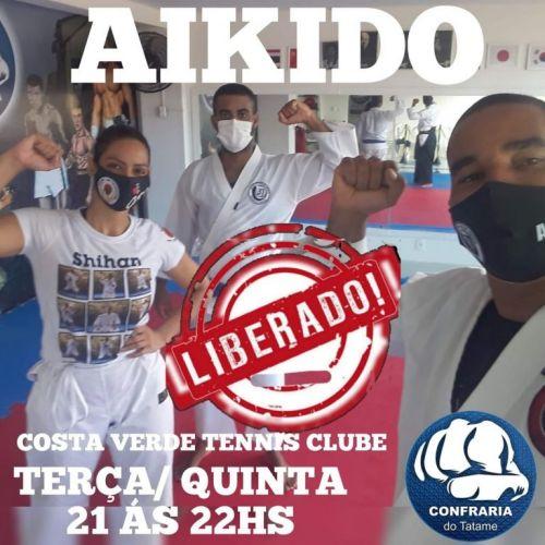 Makoto Dojo Aikido Piata no Costa Verde Tenis Clube 586913