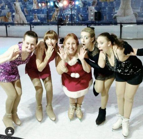 Aulas De Patinação Artística No Gelo Ou Em Rodas Treinadora Confederada Aulas Para Lazer Ou Competições 533185