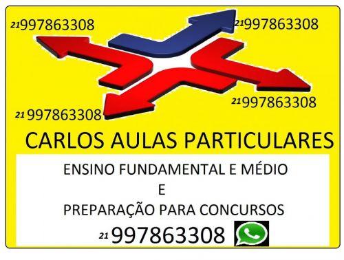 Aulas Particulares Online ou presencial e Preparação para Concursos Online  ou presencial 546701