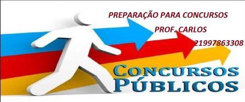 Aulas Particulares Online ou presencial e Preparação para Concursos Online  ou presencial 546708