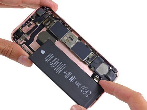 Bateria Original iphone 6 ou 6s 47 Apple Aguas Claras 434014