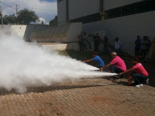 Brigada De Incêndio Treinamento Paraná Npt 017 Nr 023 267949