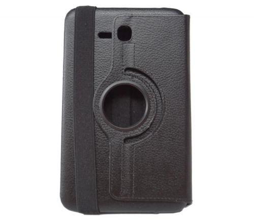 Capa Giratória 360º PRETA Tablet Samsung Galaxy Tab3 Lite 7 SM-T110 e SM-T111 + Frete Grátis 72004