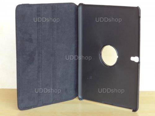 Capa Case Giratória 360º PRETA Tablet Samsung Galaxy Tab S 10.5 SM-T800n, SM-T801 e SM-T805m + Frete Grátis 104126