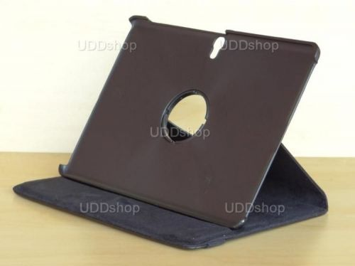 Capa Case Giratória 360º PRETA Tablet Samsung Galaxy Tab S 10.5 SM-T800n, SM-T801 e SM-T805m + Frete Grátis 104127
