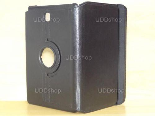 Capa Case Carteira Giratória 360º PRETA Tablet Samsung Galaxy Tab A 8.0 Modelos SM-P350n, SM-P355m, SM-T350n ou SM-T355n + Frete Grátis 162331
