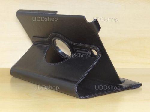 Capa Case Carteira Giratória 360º PRETA Tablet Samsung Galaxy Tab A 8.0 Modelos SM-P350n, SM-P355m, SM-T350n ou SM-T355n + Frete Grátis 162329