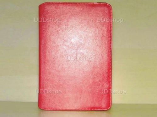 Capa Case Carteira Giratória 360º VERMELHA Tablet Samsung Galaxy Tab A 8.0 Modelos SM-P350n, SM-P355m, SM-T350n ou SM-T355n + Frete Grátis 195842