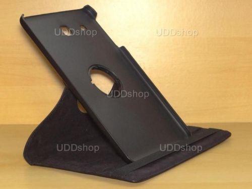 Capa Case Giratória 360º PRETA Tablet Samsung Galaxy Tab E 9.6 Modelos SM-T560n ou SM-T561m + Frete Grátis 198405