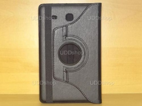 Capa Case Giratória 360º PRETA Tablet Samsung Galaxy Tab E 9.6 Modelos SM-T560n ou SM-T561m + Frete Grátis 198400