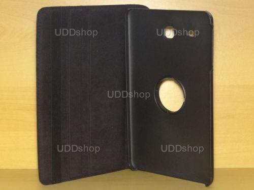 Capa Case Giratória 360º PRETA Tablet Samsung Galaxy Tab E 9.6 Modelos SM-T560n ou SM-T561m + Frete Grátis 198402