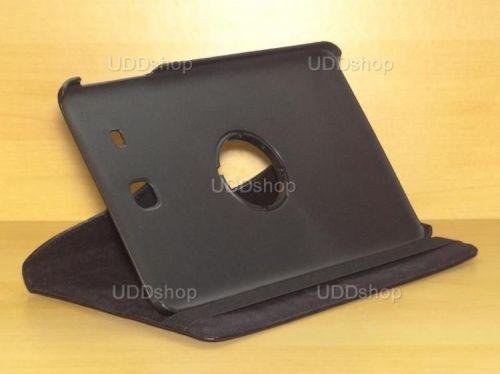 Capa Case Giratória 360º PRETA Tablet Samsung Galaxy Tab E 9.6 Modelos SM-T560n ou SM-T561m + Frete Grátis 198406