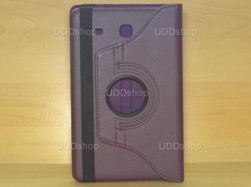 Capa Case Giratória 360º ROXA Tablet Samsung Galaxy Tab E 9.6 Modelos SM-T560n ou SM-T561m + Frete Grátis 212161