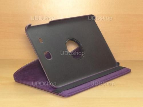 Capa Case Giratória 360º ROXA Tablet Samsung Galaxy Tab E 9.6 Modelos SM-T560n ou SM-T561m + Frete Grátis 212166