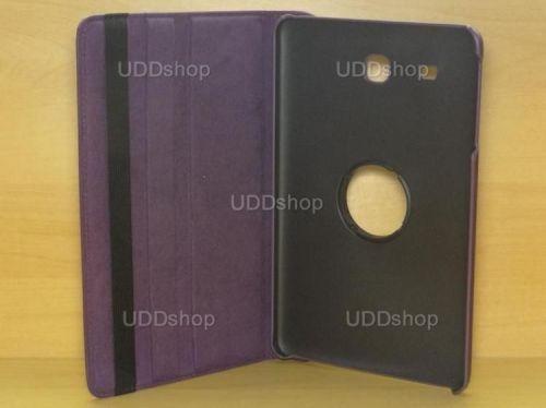Capa Case Giratória 360º ROXA Tablet Samsung Galaxy Tab E 9.6 Modelos SM-T560n ou SM-T561m + Frete Grátis 212164