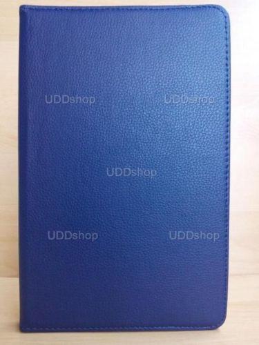 Capa Case Giratória 360º AZUL Marinho Tablet Samsung Galaxy Tab E 9.6 Modelos SM-T560n ou SM-T561m + Frete Grátis 237151