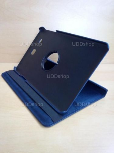 Capa Case Giratória 360º AZUL Marinho Tablet Samsung Galaxy Tab E 9.6 Modelos SM-T560n ou SM-T561m + Frete Grátis 237154