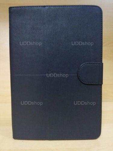 Capa Case Carteira Couro PRETA Tablet Samsung Galaxy Tab A 8.0 Modelos SM-P350n, SM-P355m, SM-T350n ou SM-T355n V3 + Frete Grátis 243953