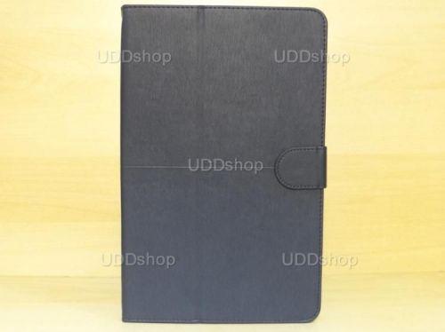 Capa Case Capinha Carteira PRETA Tablet Samsung Galaxy Tab A 10.1 (2016) Modelos SM-P580, SM-P585m, SM-T580 ou SM-T585m + Frete Grátis 269763