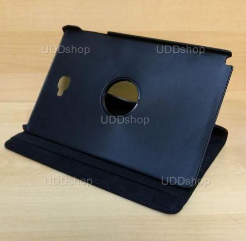 Capa Case Capinha Giratória 360° PRETA Tablet Samsung Galaxy Tab A 10.1 (2016) SM-P585m V2 + Frete Grátis 303401