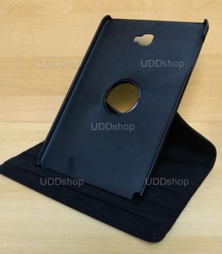 Capa Case Capinha Giratória 360° PRETA Tablet Samsung Galaxy Tab A 10.1 (2016) SM-P585m V2 + Frete Grátis 303400