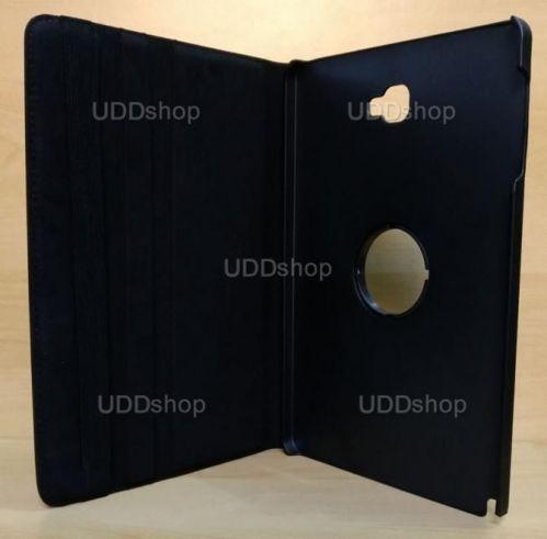 Capa Case Capinha Giratória 360° PRETA Tablet Samsung Galaxy Tab A 10.1 (2016) SM-P585m V2 + Frete Grátis 303398