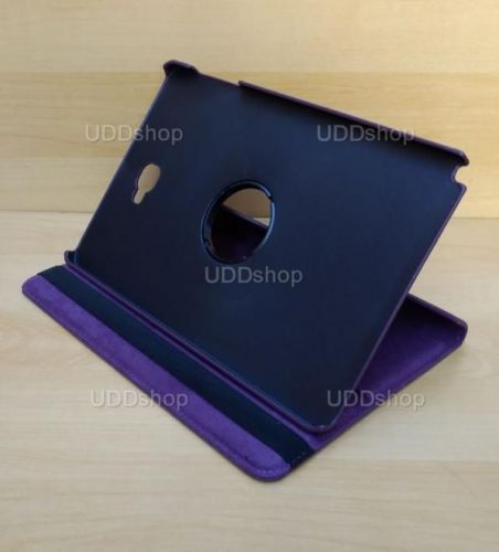Capa Case Capinha Giratória 360° ROXA Tablet Samsung Galaxy Tab A 10.1 (2016) SM-P585m V2 + Frete Grátis 303393