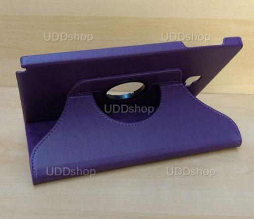 Capa Case Capinha Giratória 360° ROXA Tablet Samsung Galaxy Tab A 10.1 (2016) SM-P585m V2 + Frete Grátis 303395
