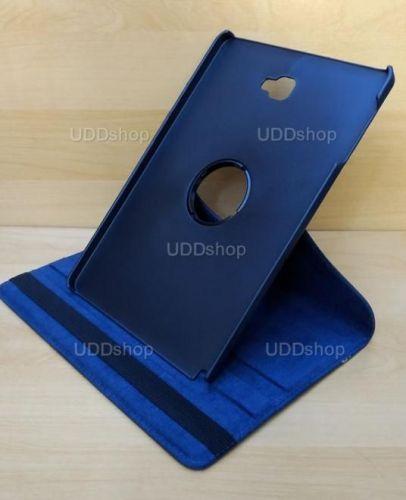 Capa Case Capinha Giratória 360° AZUL Marinho Tablet Samsung Galaxy Tab A 10.1 (2016) SM-P585m V2 + Frete Grátis 303380