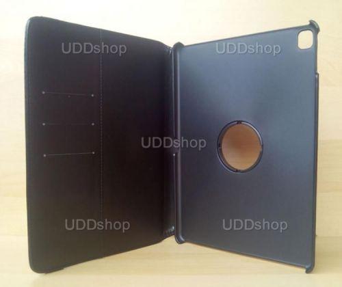 Capa Case Carteira Giratória 360º PRETA Tablet Apple iPad7 Pró 9.7 - A1673 A1674 A1675 + Frete Grátis 339620