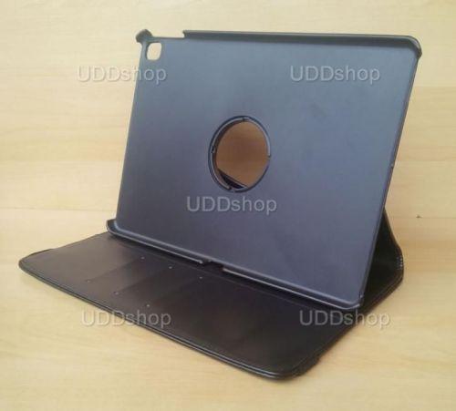 Capa Case Carteira Giratória 360º PRETA Tablet Apple iPad7 Pró 9.7 - A1673 A1674 A1675 + Frete Grátis 339623
