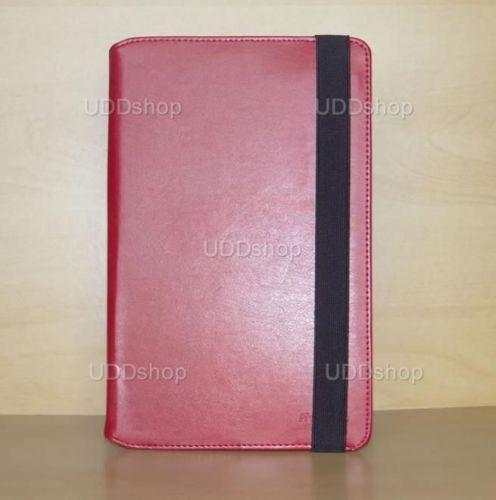 Capa Case Carteira Giratória 360º VERMELHA Tablet Samsung Galaxy Tab E 9.6 Modelos SM-T560n ou SM-T561m + Frete Grátis 339598