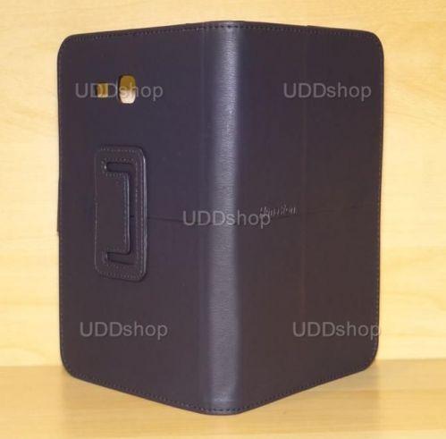 Capa Case Carteira PRETA Tablet Samsung Galaxy Tab3 Lite 7 SM-T110, SM-T111, SM-T113 ou SM-T116 + Frete Grátis 339568