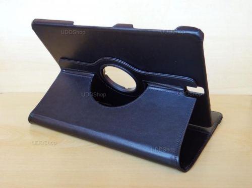 Capa Case Capinha Carteira Giratória 360° PRETA Tablet Samsung Galaxy Tab S3 9.7 SM-T820  SM-T825 + Frete Grátis 368587
