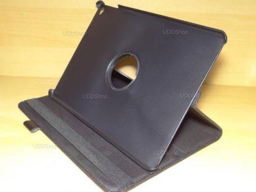 Capa Case Giratória 360º PRETA Tablet Apple iPad5 Air A1474, A1475 e A1476 -- iPad6 Air 2 A1566 e A1567 -- V3 + Frete Grátis 368534