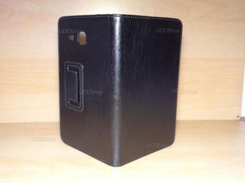 Capa Case Capinha Pasta PRETA Tablet Samsung Galaxy Tab A 7.0 (2016) SM-T280 ou SM-T285 + Frete Grátis 368539