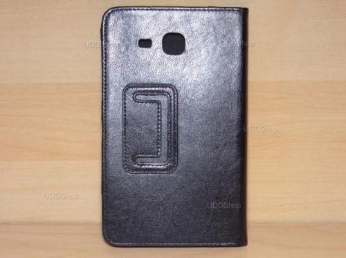 Capa Case Capinha Pasta PRETA Tablet Samsung Galaxy Tab A 7.0 (2016) SM-T280 ou SM-T285 + Frete Grátis 368537