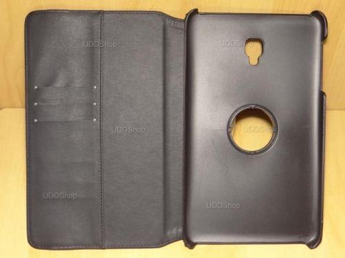 Capa Case Capinha Carteira Giratória 360° PRETA Tablet Samsung Galaxy Tab A 8.0 (2017) SM-T380 SM-T385m + Frete Grátis 419035