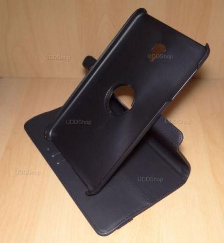 Capa Case Capinha Carteira Giratória 360° PRETA Tablet Samsung Galaxy Tab A 8.0 (2017) SM-T380 SM-T385m + Frete Grátis 419037