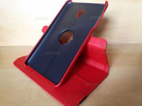Capa Case Capinha Carteira Giratória 360° VERMELHA Tablet Samsung Galaxy Tab A 8.0 (2017) SM-T380 SM-T385m + Frete Grátis 419023