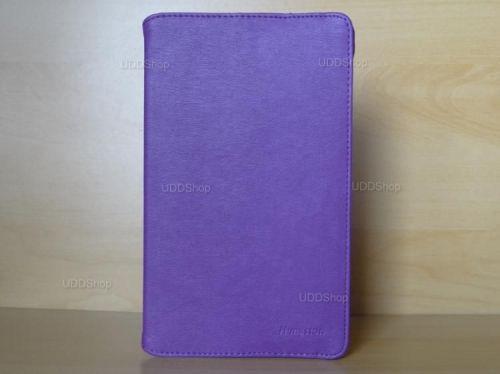Capa Case Capinha Carteira Giratória 360° ROXA Tablet Samsung Galaxy Tab A 8.0 (2017) SM-T380 SM-T385m + Frete Grátis 419008