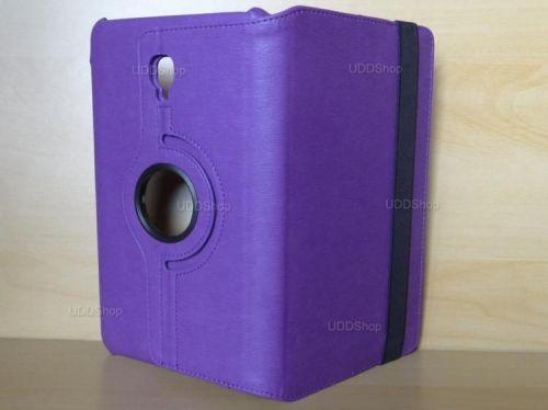Capa Case Capinha Carteira Giratória 360° ROXA Tablet Samsung Galaxy Tab A 8.0 (2017) SM-T380 SM-T385m + Frete Grátis 419009