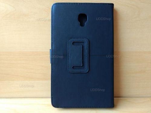 Capa Case Carteira Couro PRETA Tablet Samsung Galaxy Tab A 8.0 Modelos SM-T380 ou SM-T385 2017 + Frete Grátis 418979