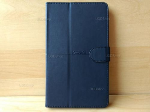 Capa Case Carteira Couro PRETA Tablet Samsung Galaxy Tab A 8.0 Modelos SM-T380 ou SM-T385 2017 + Frete Grátis 418978