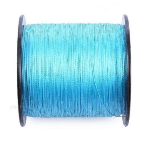 Linha de Pesca Multi-Filamento Proberos 500 metros 0,14mm 10Lbs 4.5Kg cor Azul + Frete Grátis 418960
