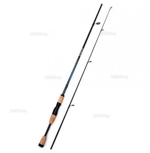 Vara de Pesca Conquest Fibra de Carbono Ação Média 1.8m 6 - 12Lbs para Molinete + Frete Grátis 418924