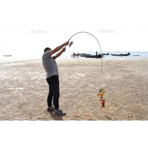 Vara de Pesca Conquest Fibra de Carbono Ação Média 1.8m 6 - 12Lbs para Molinete + Frete Grátis 418925